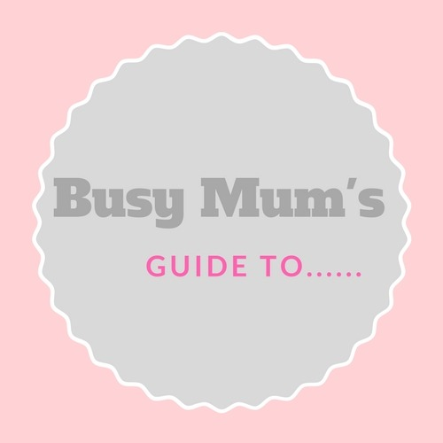 Busy Mum's Guide To logo