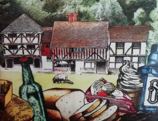 Food Festival at Weald and Downland Living Museum