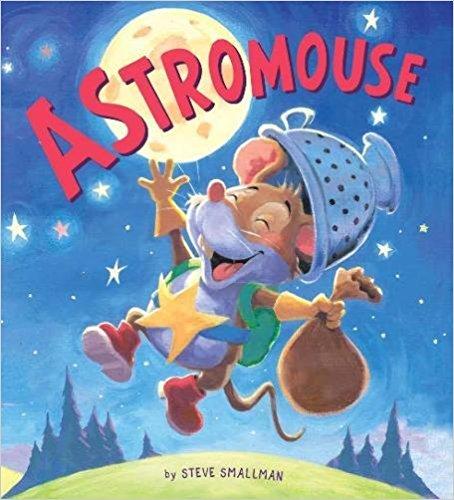 Astromouse children's book