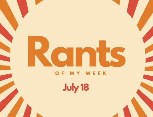 Rants of my week logo