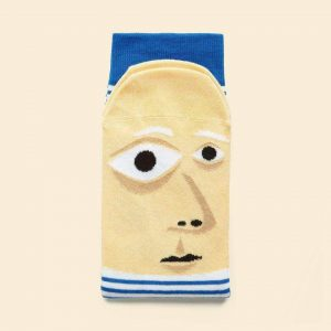 Feetasso socks from ChattyFeet