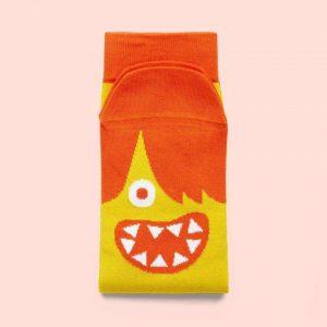 Prof Brian Sox socks from ChattyFeet
