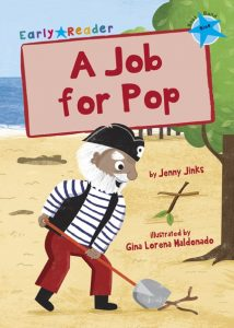 A Job for Pop book cover