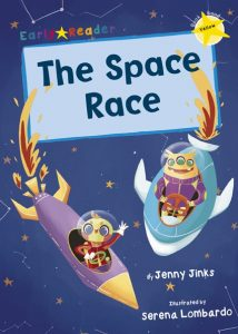 The Space Race book cover