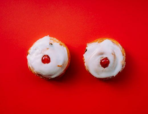 Two Belgian buns