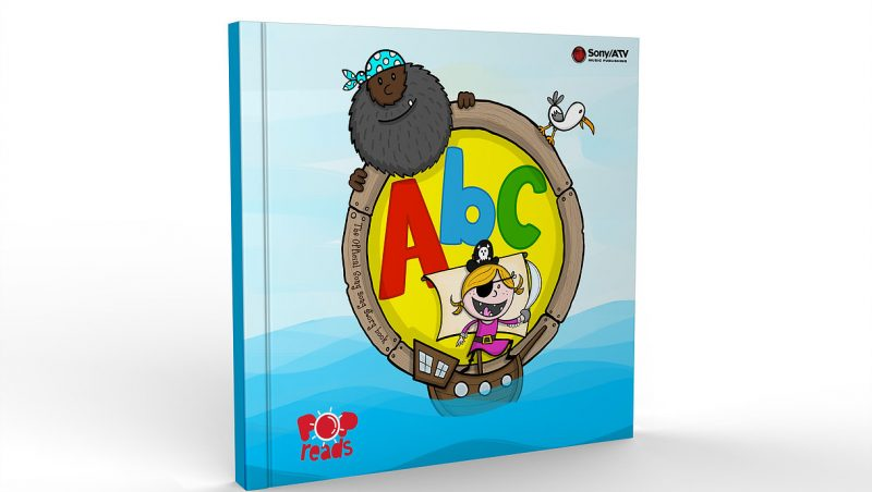 Cover of ABC Pop Reads book
