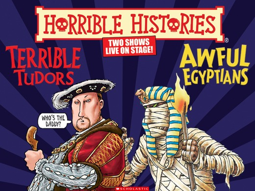 Horrible Histories poster