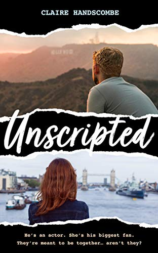 Cover of novel Unscripted