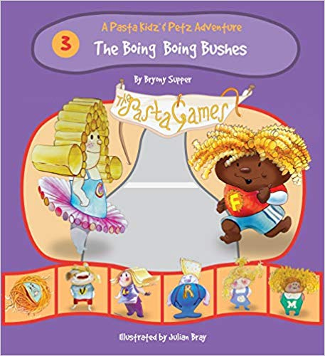 Cover of Pasta Kidz book
