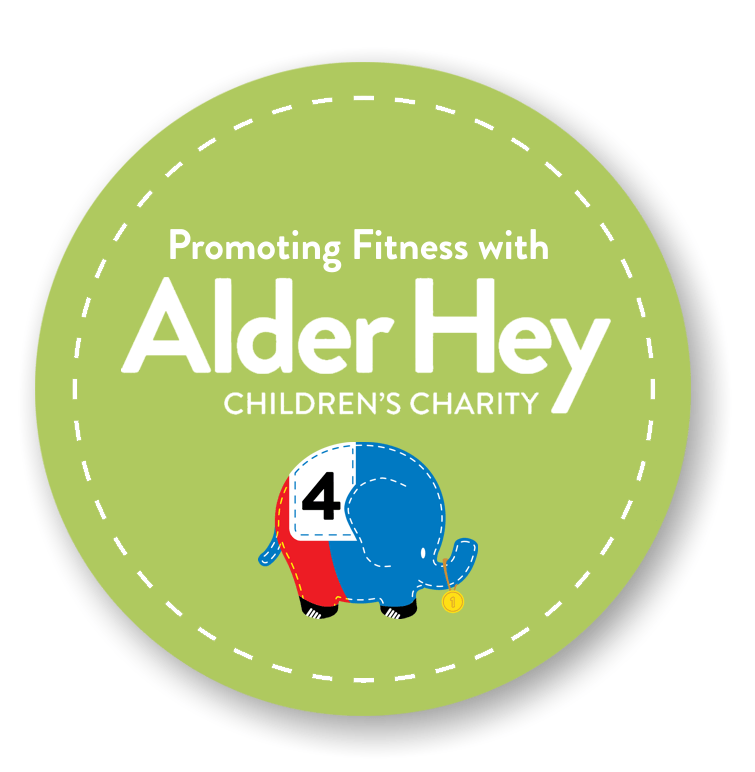 Alder Hey Children's Charity Badge