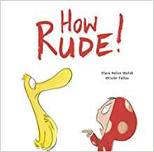 Cover of How Rude!