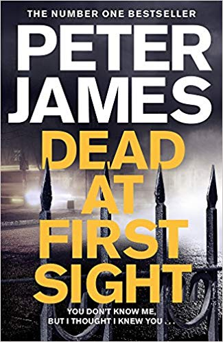 Dead at First Sight by Peter James cover