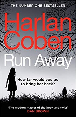 Run Away by Harlan Coben cover