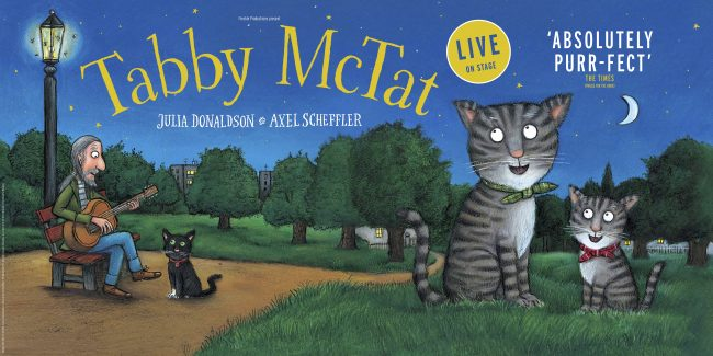 Tabby McTat Freckle Productions