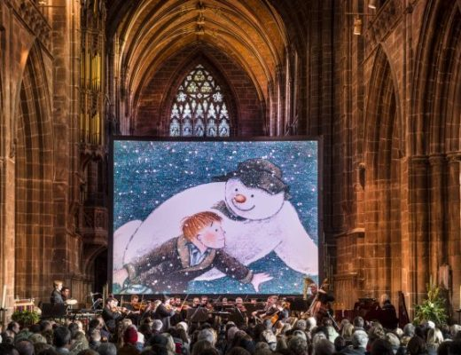 The Snowman Tour at Chester Cathedral