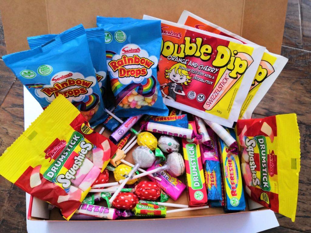 Swizzels sweet hamper contents