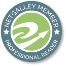 Net Galley member badge