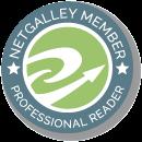 Net Galley member badge
