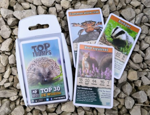 Wildlife Trust Top Trumps