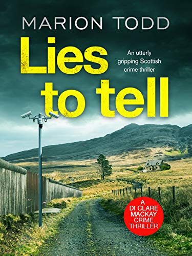 Lies to Tell Marion Todd