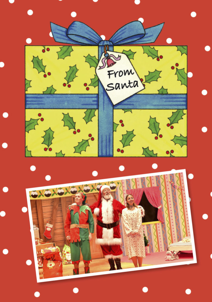 Image of Dear Santa by Rod Campbell