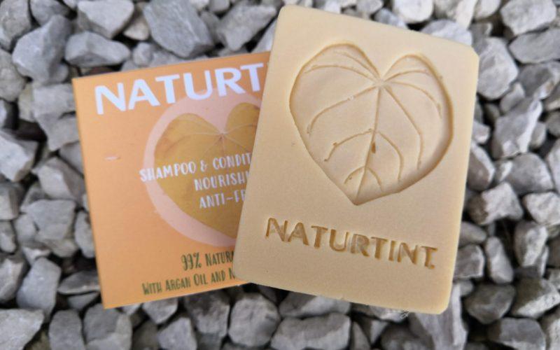 Naturtint shampoo and conditioner bar