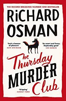 Thursday Murder Club cover