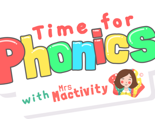 Time for Phonics logo