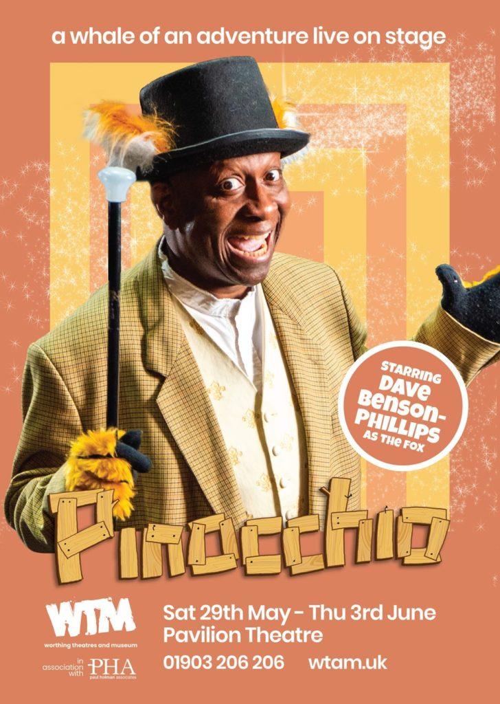Pinocchio Mischevious Fox
