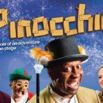 Pinocchio live stage show