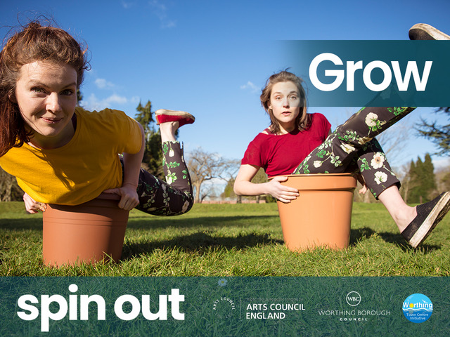 Spin Out Grow at Worthing Theatres